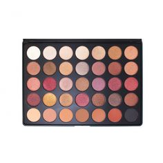 Morphe Brushes 35 Fall Into Frost Eyeshadow Palette