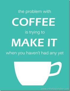 Coffee please ~