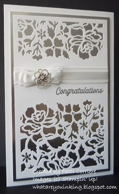 what are you inking?: Wedding Congrats