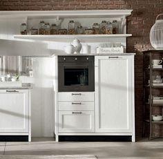 Restyling creativo in cucina