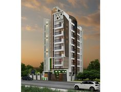 The Yasoram Abode is situated near Jawaharlal Nehru Stadium, off the Thammanam - Pullepady road