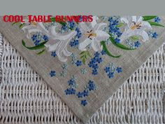 cool table runners