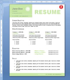 Professional Resume Design for Non-Designers