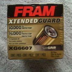 XGG6607 oil filter