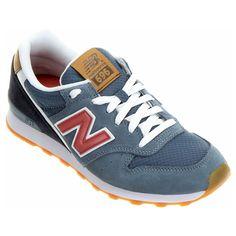 Tênis New Balance 696 Tomboy Azul Petróleo | Netshoes