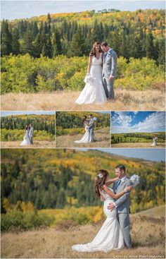 Cory & Dwight's Cypress Hills Wedding