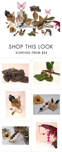 """""""Some Pin from my shop"""" by ladyknitty ❤ liked on Polyvore"""