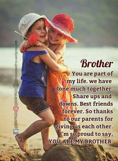 291 Best Brother Sister Quotes images in 2018   Brother Sister