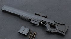 ArtStation - weapon_06, Vladimir Artykov