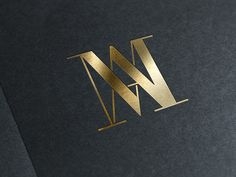 MA Monogram I like the infinity style suggests wholeness Wm Logo, Logo Branding, Branding Design, Alphabet Letters Design, Luxury Logo Design, Architecture Logo, Initials Logo, Wedding Logos, Letter Logo