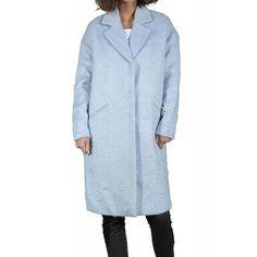 Palton Dama ONLY Midi Mohair Coat Coat, Jackets, Fashion, Down Jackets, Moda, Sewing Coat, Jacket, Fasion, Coats
