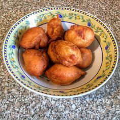 Zambian fritters locally called Vitumbuwa. Best for brunch or snacking Ingredients - 1 cup flour - 2 teaspoons yeast - 1 egg - 1/3 cup of milk - 3 table spoons honey - half teaspoon salt Procedure Mix dry and wet ingredients separately. After both are well mixed combine in a bowl and mix thoroughly until a thick paste is made. Add more flour or milk depending on texture of your paste to achieve the pasty desired texture of the dough. Let it stand for an hour to enable dough expansion Heat up…