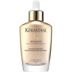 Shop Kerastase's Initialiste Advanced Scalp & Hair Serum at Sephora. A specialized treatment that leaves hair looking shinier and feeling thicker. Natural Hair Growth, Natural Hair Styles, Sephora, Best Hair Care Products, Beauty Products, Beauty Tips, Styling Products, Hair Beauty, Beauty Stuff
