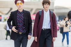 Fashion Week: 4 Street Style Tips From Seoul