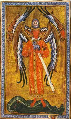 Vision of Saint Hildegard von Bingen - The Urlebendige