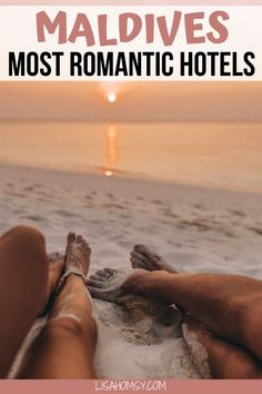 Click for a review of the top luxury hotels in the Maldives for couples (