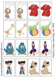 Resultado de imagem para personagens galinha pintadinha
