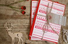 These hand printed Christmas Cards where inspired by all those amazing christmas knitted jumpers from your grandparents, that we all own and have grown to love and cherish. Click the buy now to get your hands on these great little christmas treats which will make any recipient smile.