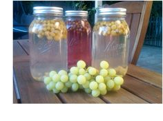 Canning Grape Juice (the simple way)