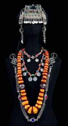 Berber Women of Morocco Moroccan Jewelry, Turkish Jewelry, Ethnic Jewelry, Bohemian Jewelry, Girls Jewelry Box, Silver Jewelry Box, Silver Ring, Diamond Jewelry, Silver Earrings