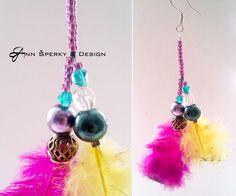 náušnice Pendant Necklace, Jewelry, Jewlery, Jewerly, Schmuck, Jewels, Jewelery, Drop Necklace, Fine Jewelry