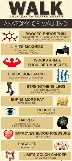 Walk to better shape and health #corposflex #health #sports http://www.corposflex.com/biotech-usa-carbox-1000g-hidratos-carbono
