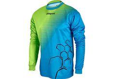 Get it on sale at SoccerPro today! Uhlsport Anatomic Endurance Goalkeeper Jersey  Green