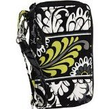 Vera Bradley Carry It All Wristlet in Baroque - #clutches #popularclutches #bestclutches #wristlets -   The Carry It All Wristlet. True to its name, this handy little case from Vera Bradley really can fit all you need in one compact case. Fun quilted
