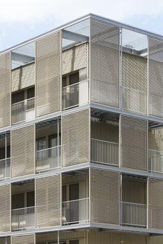 H.P.A.-5_Square Vitruve / Atelier du Pont