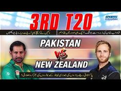 Pakistan Vs New Zealand 3rd T 20 Match Highlight