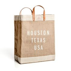 Love love love the Houston Apolis Bag...currently using it as a magazine holder.