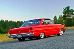 Ford Falcon | 1963 Falcon Sprint