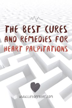 The Best Cures and Remedies for Heart Palpitations - Health Care & Fitness Tips Health Tips, Health And Wellness, Wellness Tips, Health Benefits, Fish Oil Vitamins, Lemon Balm Tea, Heart Palpitations, Atrial Fibrillation, How To Cure Anxiety