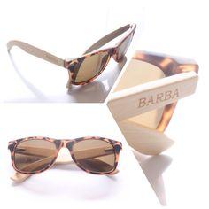 Gafas BARBA Camuflaje.  Diseño innovador con detalles en bambú para dar un aire fresco a tus momentos .  Www.ingeniousmind.co