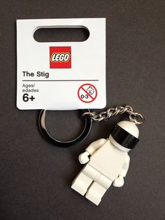 Top Gear's Limited Edition LEGO Stig. I am making this!