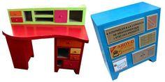 Cartonnistes DIY Cardboard Furniture