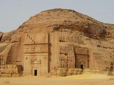 madain saleh saudi arabia - Bing images