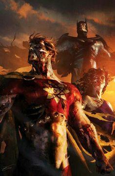 Squadron supreme zombies