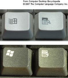 Windows 7 GB keyboard shortcuts