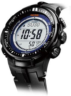 Best Casio Pro Trek Pathfinder Watches 2015