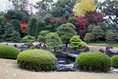 Seiryu-en Garden(2), Nijo Castle, Kyoto 清流園(2)、二条城、京都