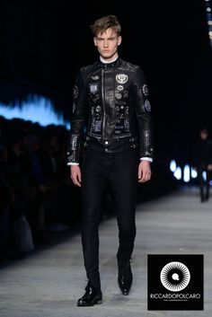 DIESEL BLACK GOLD... #PittiW14 #pittiuomo #pitti85 #fashion #man #moda #show #runway #collection #menswear #Florence #AW14 ©RP www.riccardopolcaro.com