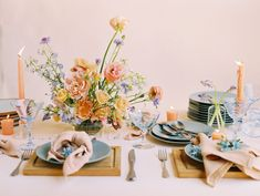 Would You Go for a 60s Inspired Wedding Vibe with this Stunning Color Palette?