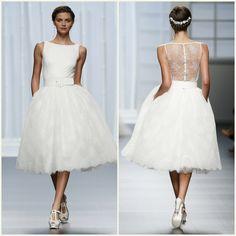 Rosa clará Barcelona bridal fashion week 201630