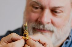 The beauty is in the details: The amazing world of a miniature maker | Bill Robertson