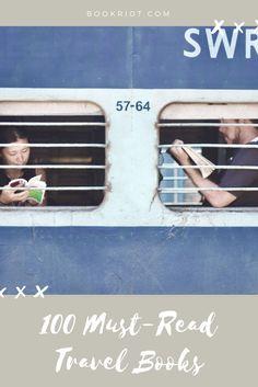 100 must-read travel books.