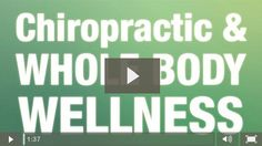 Add our Chiropractic Wellness Video to your website…for free!