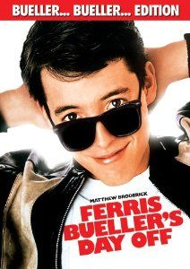 Ferris Bueller's Day Off (1986) - Teenage Ferris convinces his entire school he's at death's door, then hits the streets of Chicago with his girlfriend and best friend for a day of fun. But the school's fed-up principal is determined to catch him and put an end to his field trip.