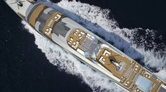 impossible productions ink 140 meter yacht for globe regal yachting
