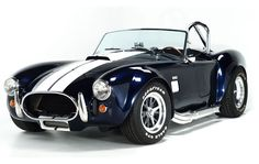 a dream car for less? Build it yourself 1967 Shelby Cobra - I will own one of these some day.my dream Shelby Cobra - I will own one of these some day.my dream car! 1967 Shelby Cobra, Shelby Gt 500, Ac Cobra 427, Maserati, Bugatti, Dream Cars, Transporter, Sweet Cars, Us Cars